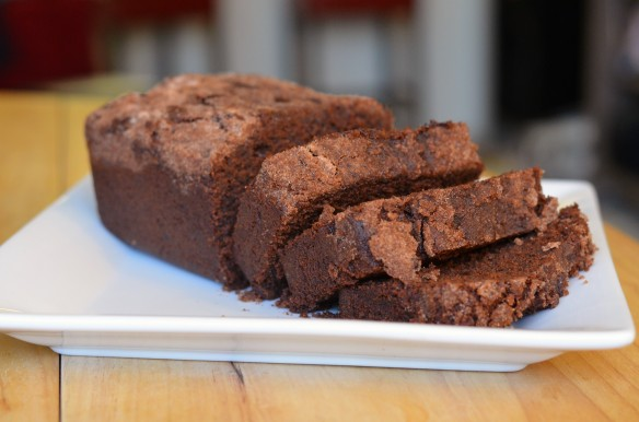 Chocolate Chai Bread
