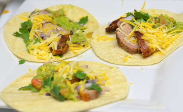 [Cook the] Duck Tacos